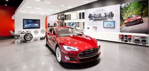 Tesla is providing consumers with a new kind of experience.